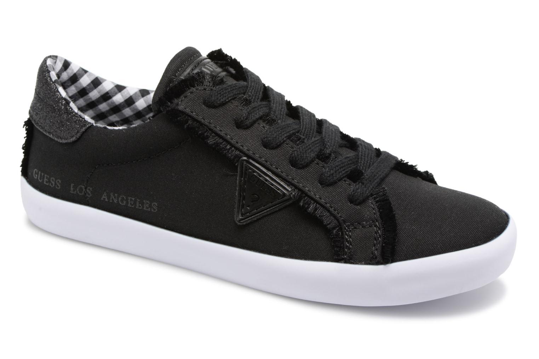 Grandes descuentos últimos zapatos Guess TIGER (Negro) - Deportivas Descuento