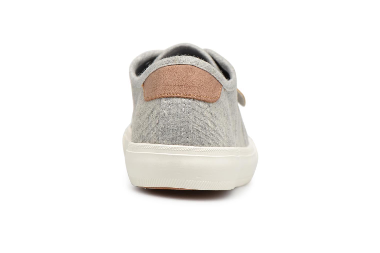 Baskets I Love Shoes Supalina Gris vue droite