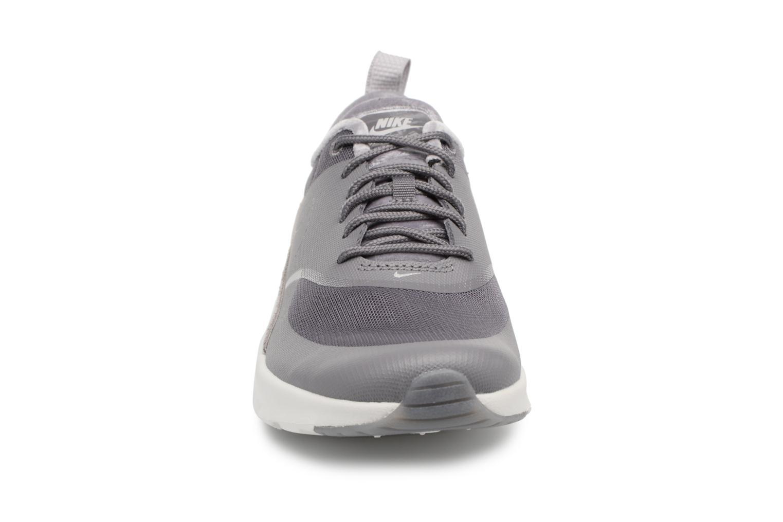 Sneaker Nike Wmns Nike Air Max Thea Lx grau schuhe getragen