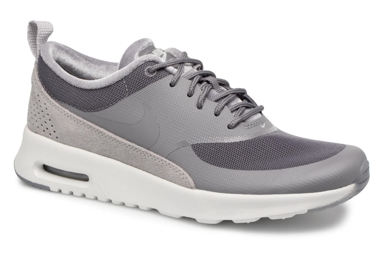 Grandes descuentos últimos zapatos Nike Wmns Nike Air Max Thea Lx (Gris) - Deportivas Descuento