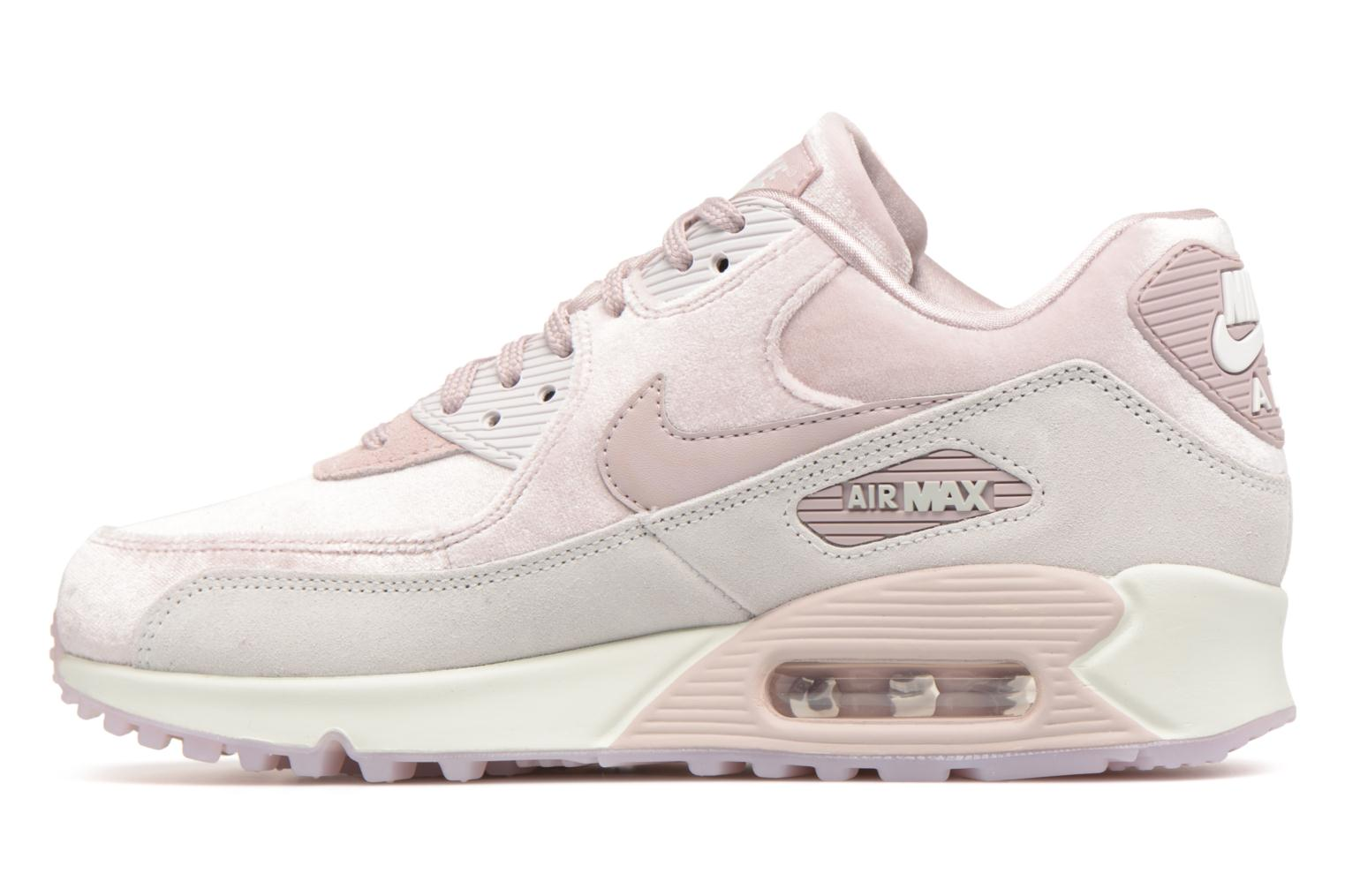 Wmns Air Max 90 Lx Particle Rose/Particle Rose-Vast Grey