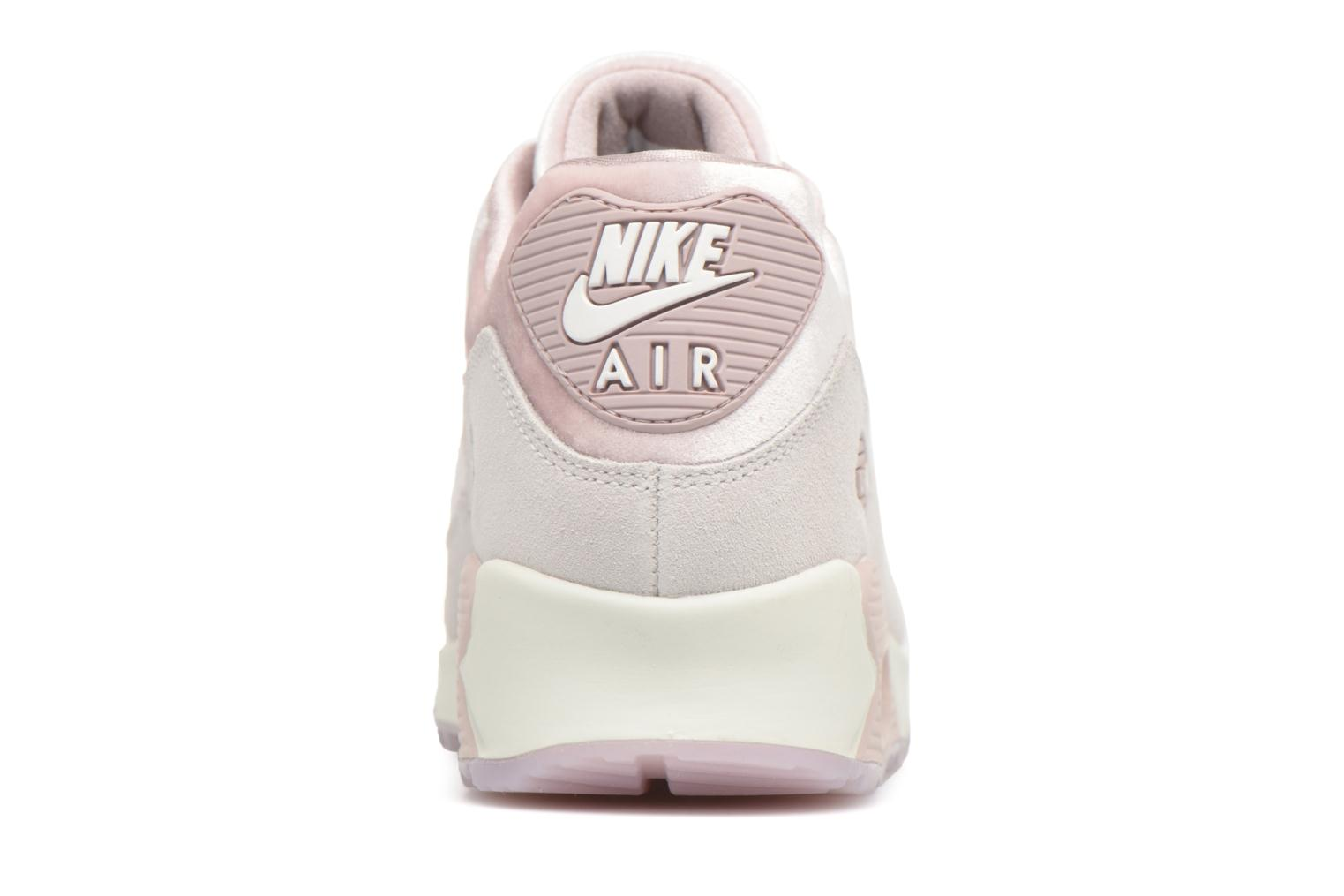 Sneakers Nike Wmns Air Max 90 Lx Roze rechts
