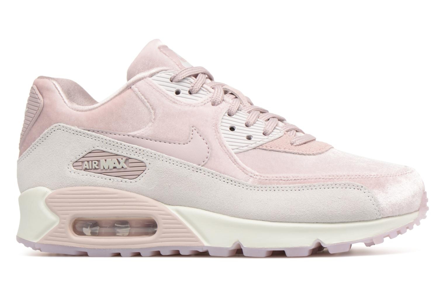 Sneakers Nike Wmns Air Max 90 Lx Roze achterkant