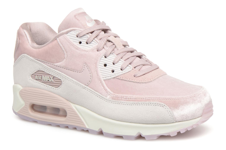 Zapatos promocionales Nike Wmns Air Max 90 Lx (Rosa) - Deportivas   Cómodo y bien parecido