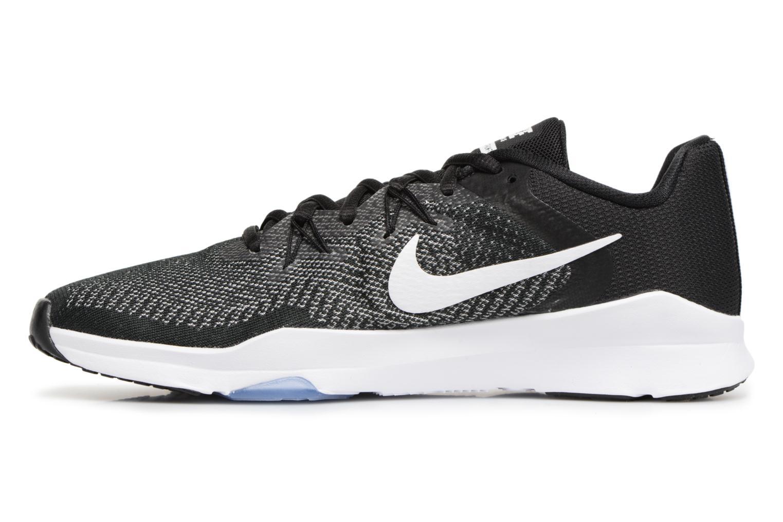 Sportschuhe Nike W Nike Zoom Condition Tr 2 schwarz ansicht von vorne