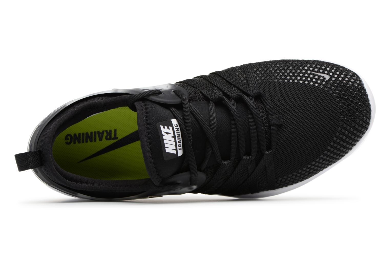 Sportschuhe Nike Wmns Nike Free Tr 7 Premium schwarz ansicht von links