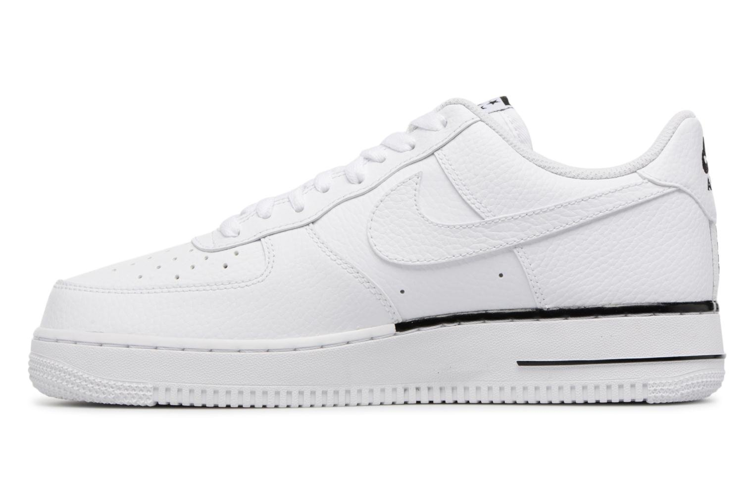 Trainers Nike Air Force 1 '07 White front view