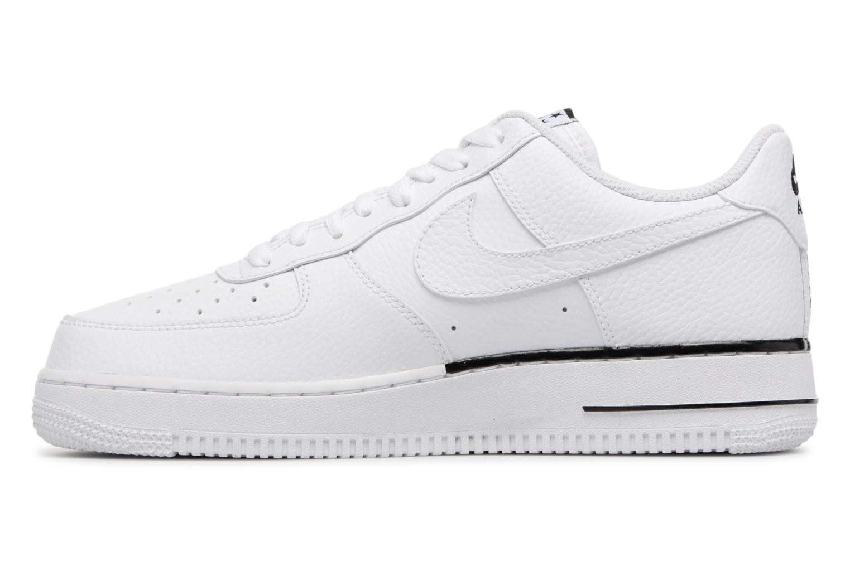 Sneakers Nike Air Force 1 '07 Wit voorkant
