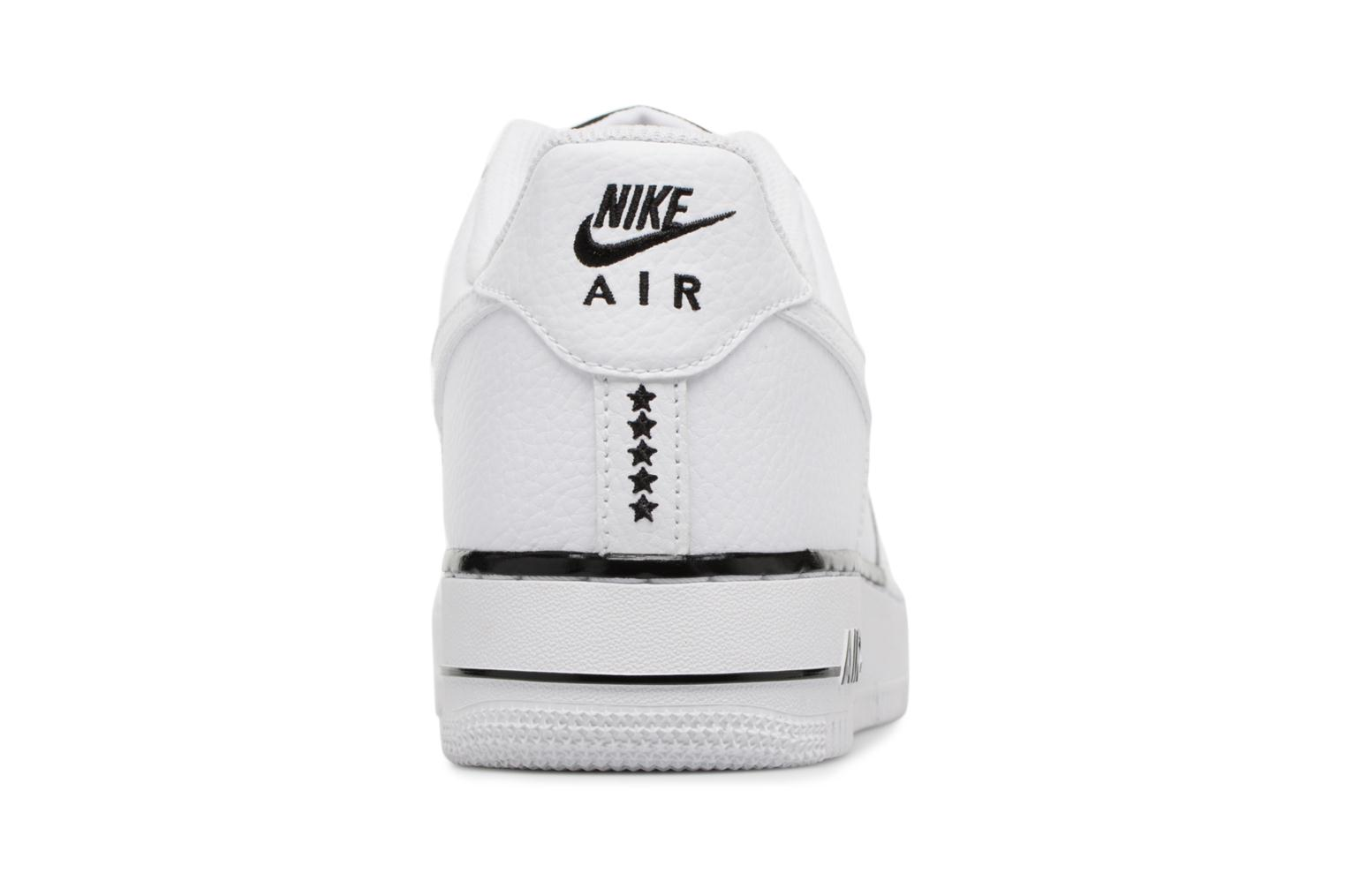Sneakers Nike Air Force 1 '07 Wit rechts