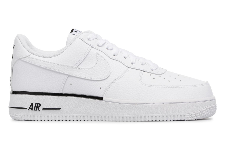 Sneakers Nike Air Force 1 '07 Wit achterkant