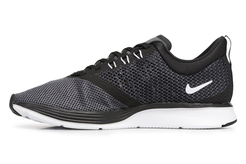 Sportschuhe Nike Wmns Nike Zoom Strike schwarz ansicht von vorne