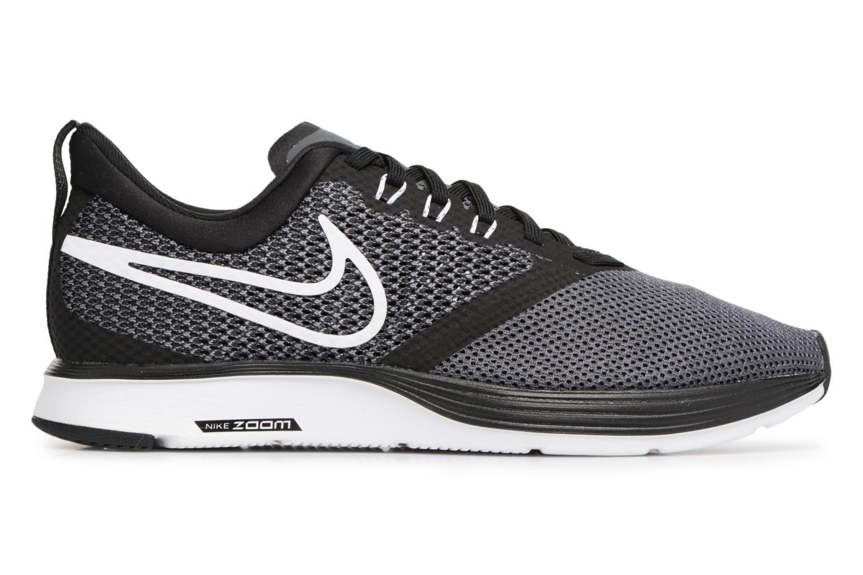 Chaussures de sport Nike Wmns Nike Zoom Strike Noir vue derrière