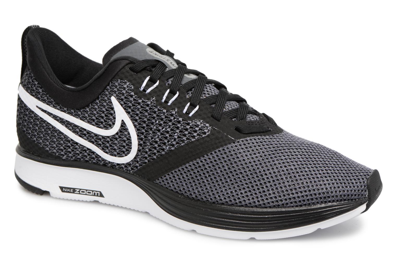 Chaussures de sport Nike Wmns Nike Zoom Strike Noir vue détail/paire
