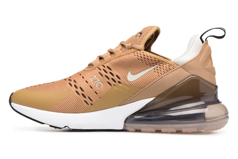Sneakers Nike Air Max 270 Bruin voorkant
