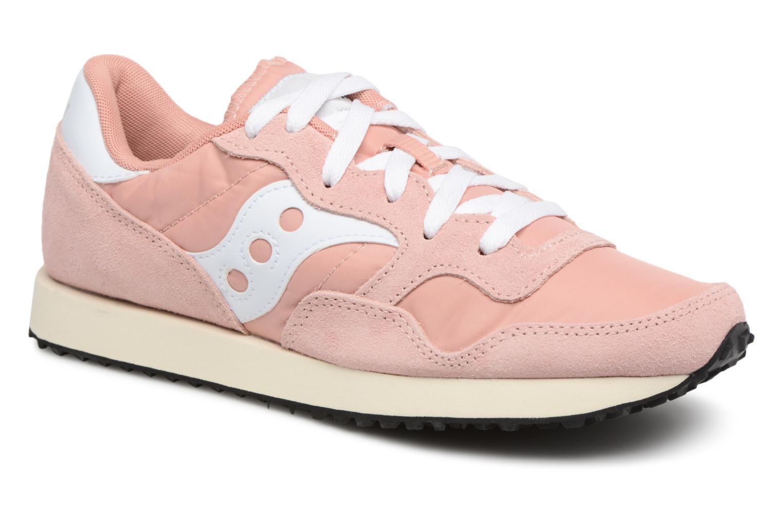 Zapatos promocionales Saucony Dxn trainer  Vintage (Rosa) - Deportivas   Gran descuento