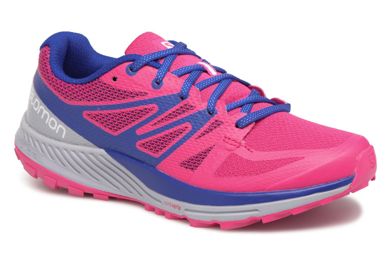 Los zapatos más populares para hombres y mujeres Salomon Sense Escape W (Rosa) - Zapatillas de deporte en Más cómodo
