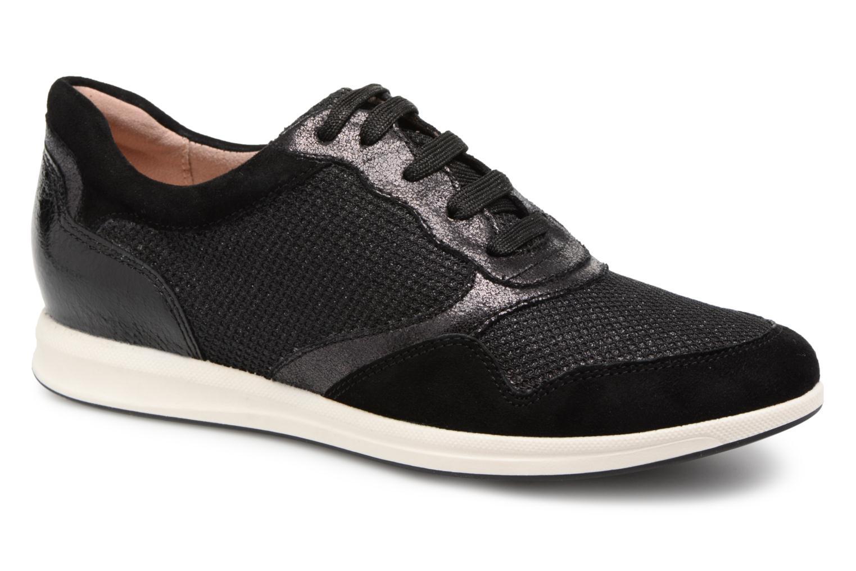 Tamaris - Damen - Bergamote - Sneaker - schwarz 5h2ZR0