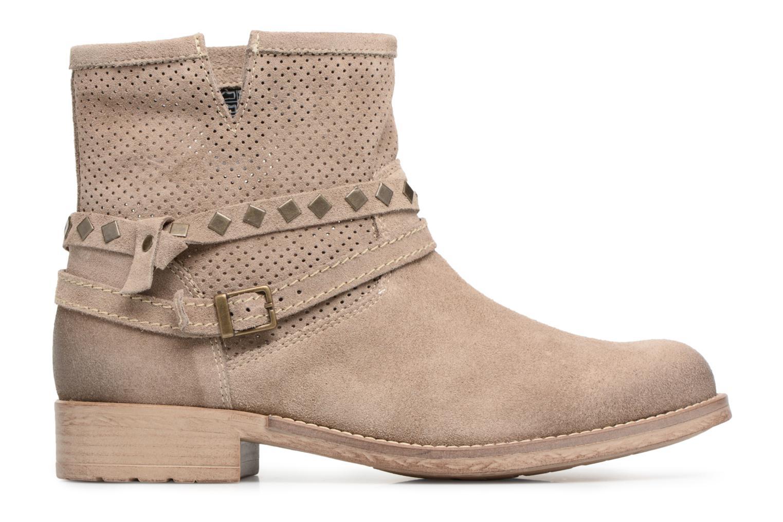 Bottines et boots Tamaris Chicorée Marron vue derrière