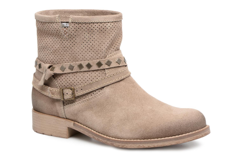 Grandes descuentos últimos zapatos Tamaris Chicorée (Marrón) - Botines  en Más cómodo