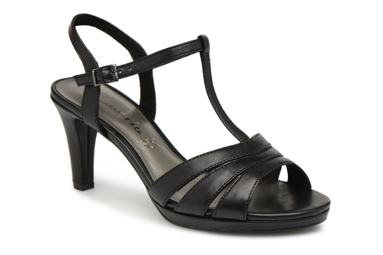 Grandes descuentos últimos zapatos Tamaris Myrrhe (Negro) - Sandalias Descuento
