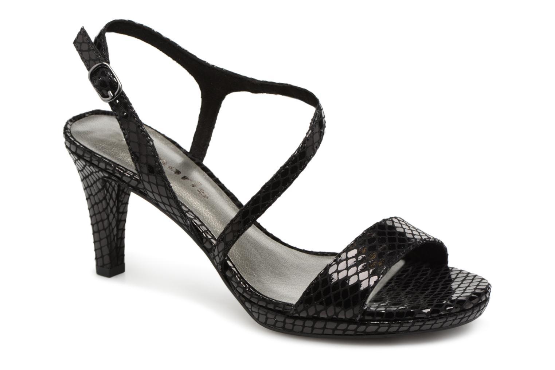 Grandes descuentos últimos zapatos Tamaris Surelle (Negro) - Sandalias Descuento
