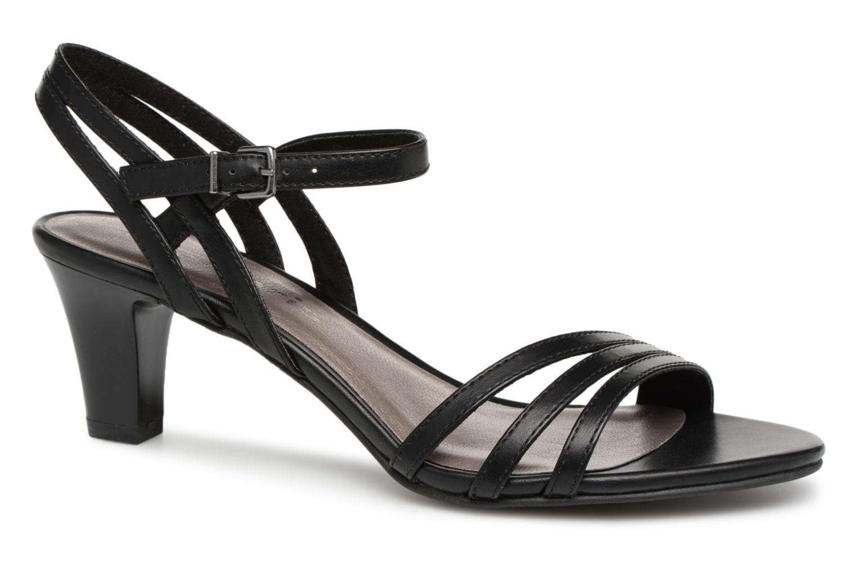Zapatos de hombres y mujeres de moda casual Tamaris Sclarée (Negro) - Sandalias en Más cómodo