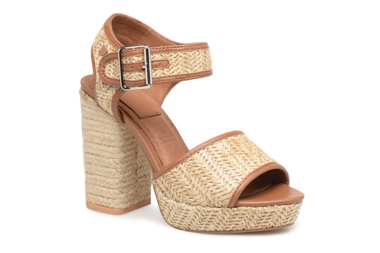 Zapatos promocionales Gioseppo Banain (Beige) - Sandalias   Descuento de la marca