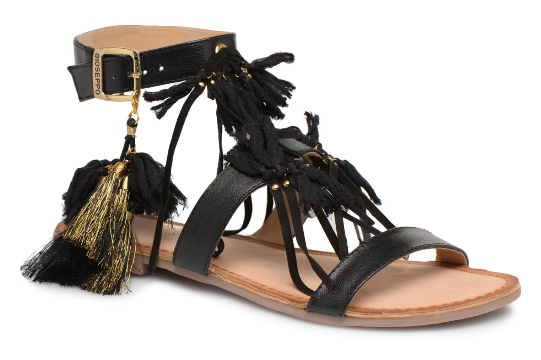 Zapatos de mujer baratos zapatos de mujer Gioseppo Banroc (Negro) - Sandalias en Más cómodo