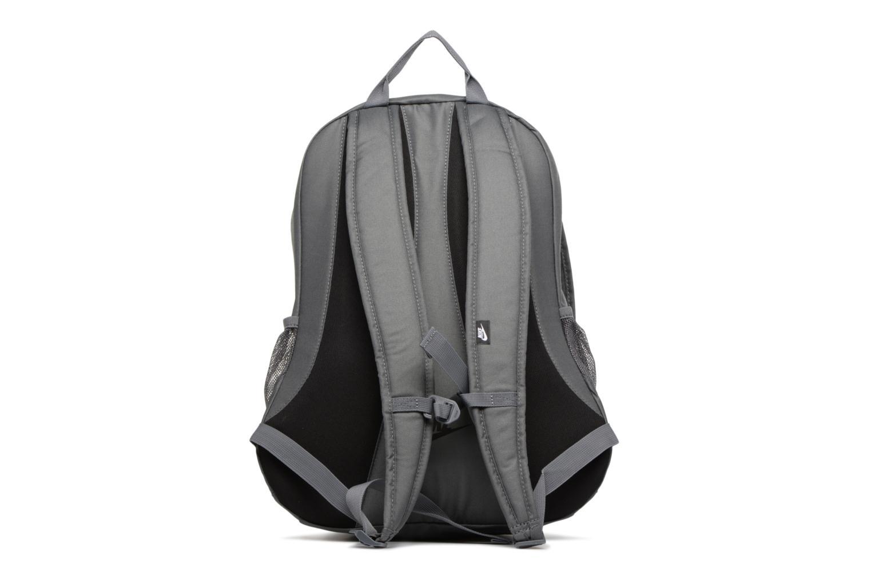 Rucksäcke Nike Nike Sportswear Hayward Futura Backpack grau ansicht von vorne