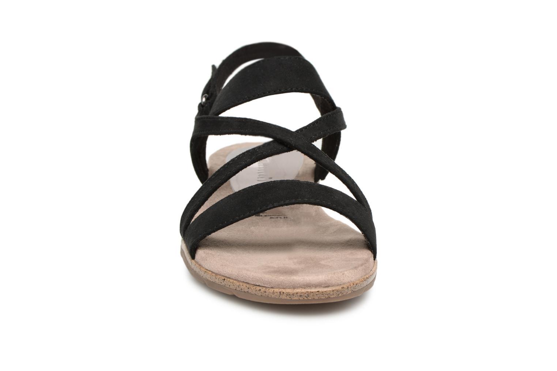 Sandaler Tamaris Aurone Sort se skoene på