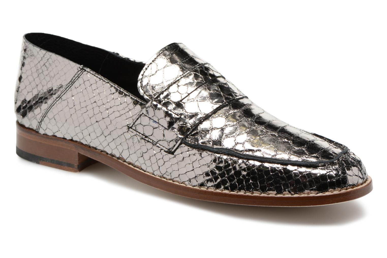 Zapatos casuales salvajes Valentine Gauthier Fender (Plateado) - Mocasines en Más cómodo