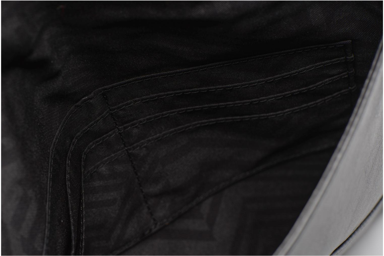 Sacs pochettes Rebecca Minkoff LEO CLUTCH WITH STUDS Noir vue derrière