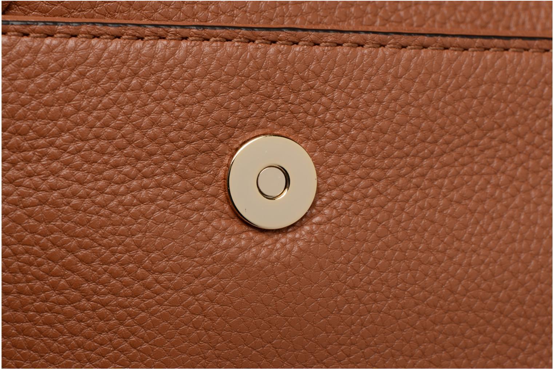 Handtaschen Rebecca Minkoff SMALL REGAN CLUTCH braun ansicht von links