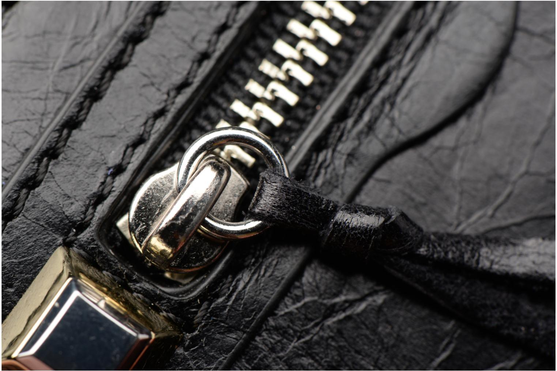 Portemonnaies & Clutches Rebecca Minkoff MINI REGAN ZIP WALLET schwarz ansicht von links