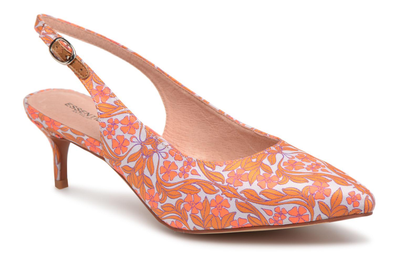 Grandes descuentos últimos zapatos Essentiel Antwerp Pain d'épice (Naranja) - Zapatos de tacón Descuento