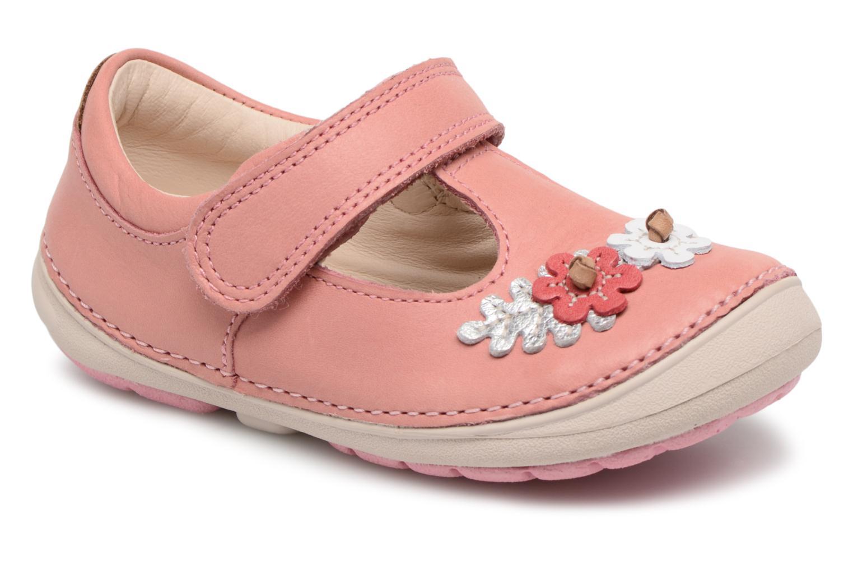 Softly Pink Clarks Lea Blossom Baby wXT4HUqz