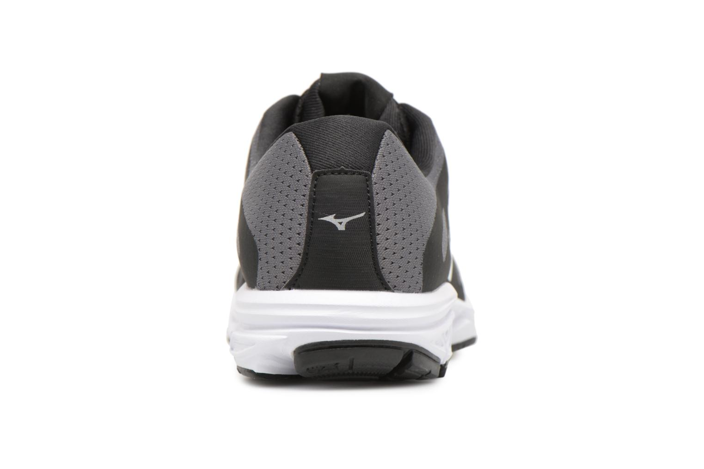 Chaussures de sport Mizuno MIZUNO EZRUN (W) Noir vue droite