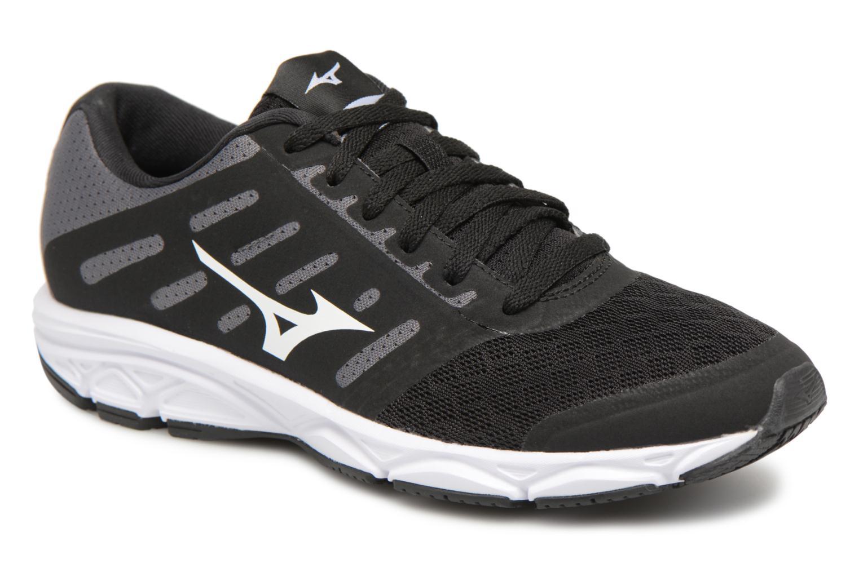Chaussures de sport Mizuno MIZUNO EZRUN (W) Noir vue détail/paire