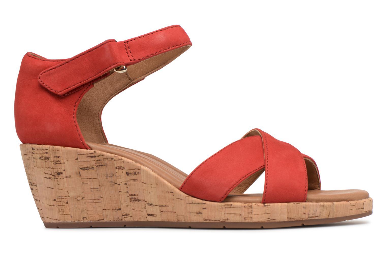 Cross Plaza Clarks rojo Unstructured Promocionales Zapatos Un Xx17YTw1q
