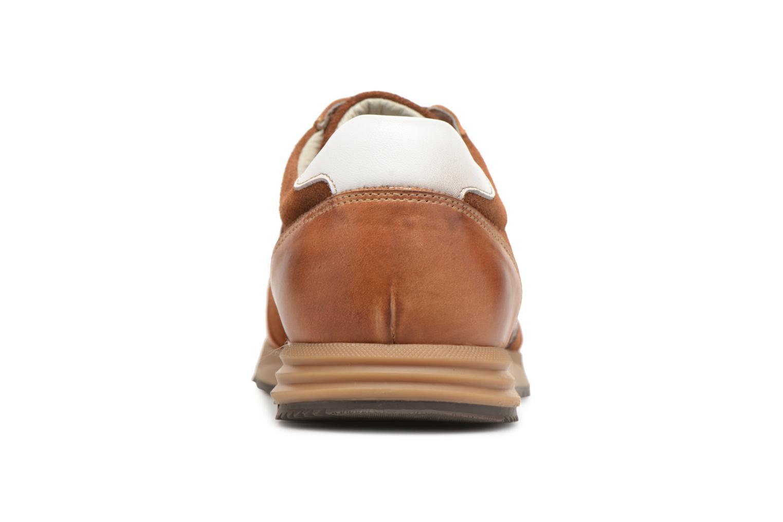 Sneakers Marvin&Co Doncaster Bruin rechts