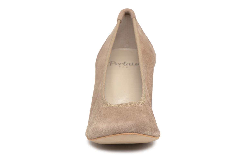 Escarpins Perlato Séléné Gris vue portées chaussures