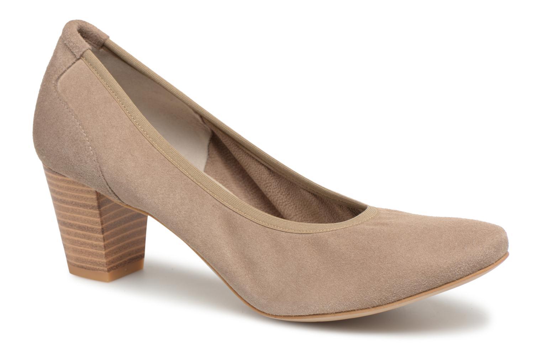 Zapatos promocionales Perlato Séléné (Gris) - Zapatos de tacón   Gran descuento