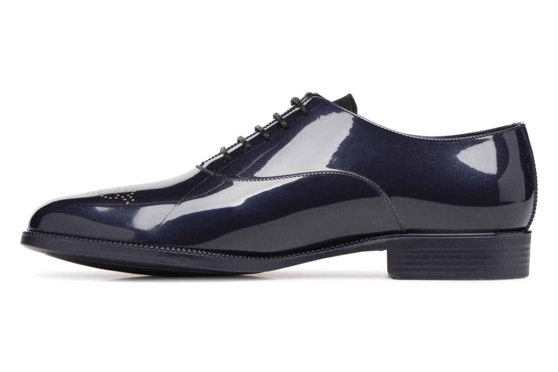 Chaussures à lacets Lemon Jelly Jeny 14 Bleu vue face
