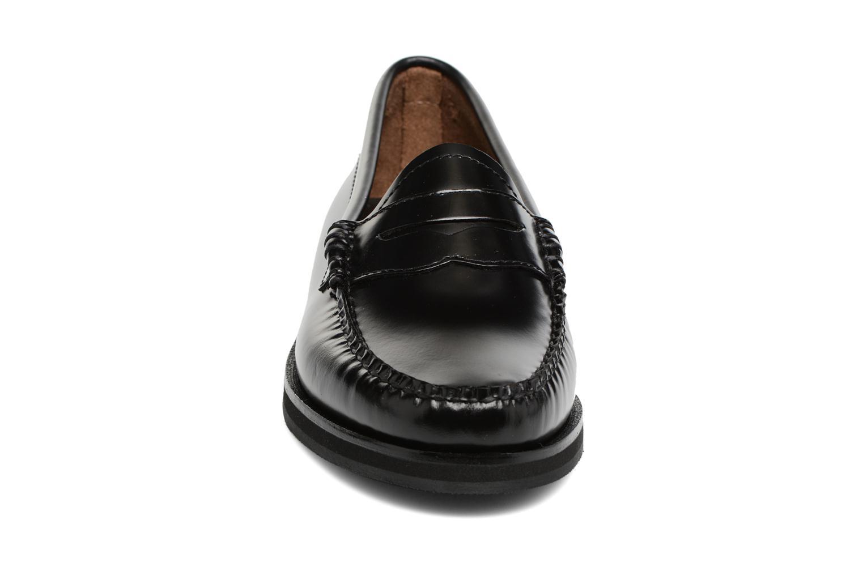 Mocassins G.H. Bass WINTER WEEJUN Penny 000 Noir vue portées chaussures