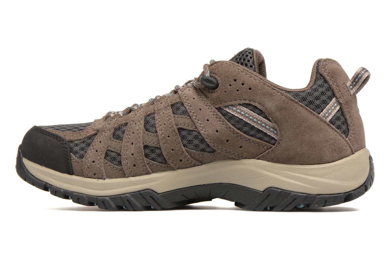 Chaussures de sport Columbia Canyon Point Gris vue face