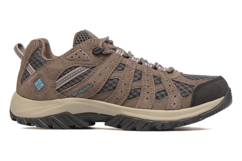 Chaussures de sport Columbia Canyon Point Gris vue derrière