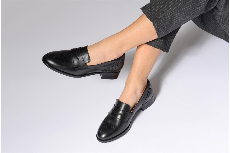 Netley Lola Black leather