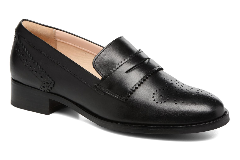 Zapatos cómodos y versátiles Clarks Netley Lola (Negro) - Mocasines en Más cómodo