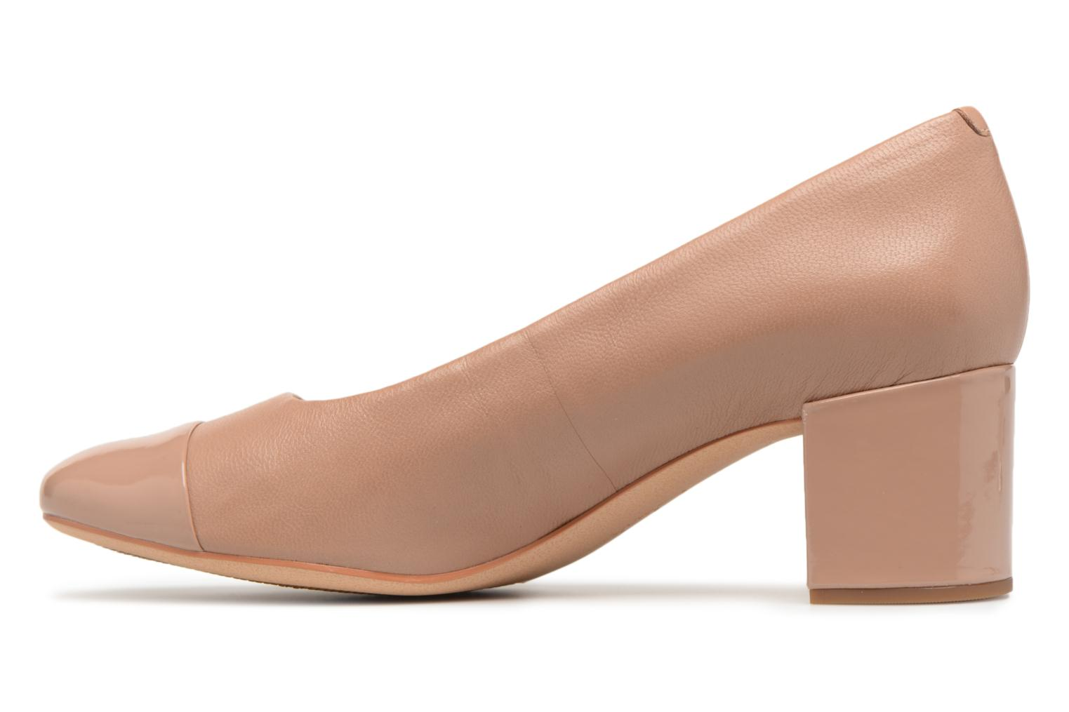Orabella Mia Nude leather