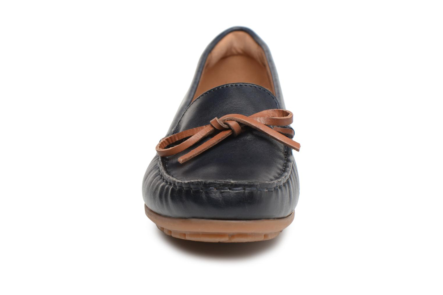 Loafers Clarks DAMEO SWING Blue model view